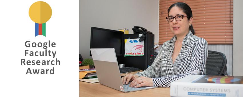 Cristina Abad, profesora de la FIEC