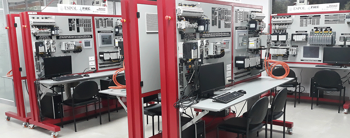 Laboratorio de Automatización Industrial